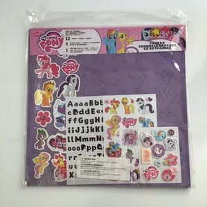 MY LITTLE PONY craft pages